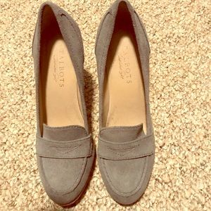 Penny Loafer Heels